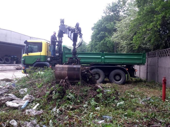 Wywóz śmieci i utylizacja